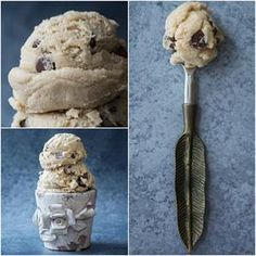 Edible Raw Cookie Dough <3