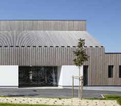 The House of the Early Childhood / TOPOS ARCHITECTURE