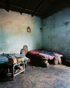 These Are Photos Of Childrens Bedrooms. But They Represent Something Much, Much More.