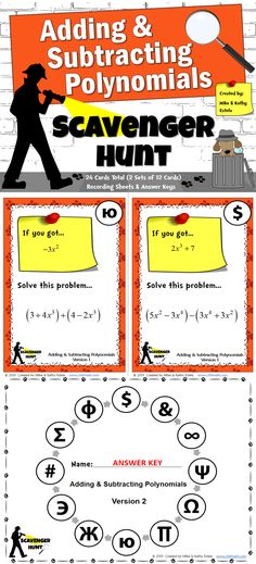 17 Best Polynomial Images On Pinterest Teaching Ideas Math