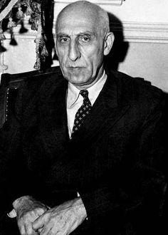 Mohammad Mosaddeq (1882-1967), Iranian Prime Minister