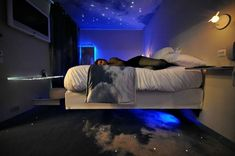 10 Amazing Hotel Rooms - Sleep on a Cloud in Paris France!