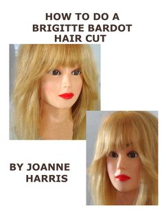 """Please visit my blog http://www.joanneharrissalon.com/blog/ for the latest fashion tips for hair. I developed the """"Pinch Cut"""" technique so you can do this cu..."""