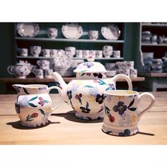 Emma Bridgewater seconds in-store and online at Liberty.co.uk  #LibertyHome