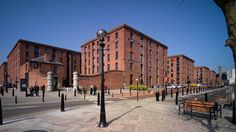 Albert Dock « Enjoy the best the city has to offer, showcased in a World Heritage, waterfront setting.