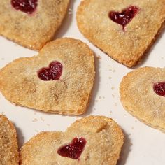 These handheld mini pie hearts have the freshness of lemon with spices for warmth. They're a great way to impress someone special and...