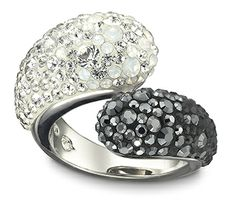 louise black and white ring #Moments2Give