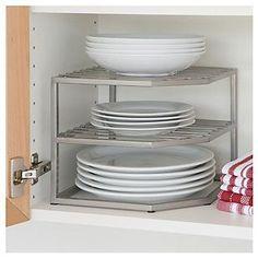ME ENCANTO!!!!! Repisa esquinero interior para mueble de cocina: