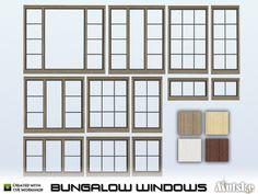 mutske's Bungalow Windows