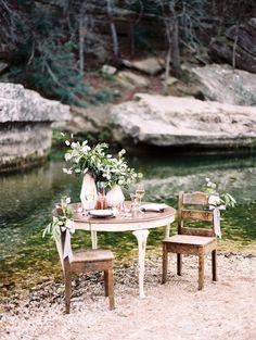 Serene Riverside Elopement | Wedding Sparrow | Alyssa Nikole Photography