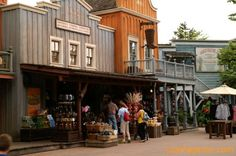 Far West -Frontierland - Disneyland - France - Travel Pic