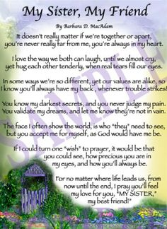 mother poems that will make her cry poem for sister birthday blessing