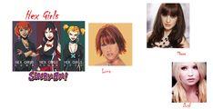 Scooby Doo: Cosplay/ Real Life Version of The Hex Girls