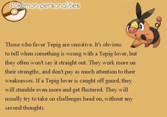 Pokemon Personalities: #498 Tepig