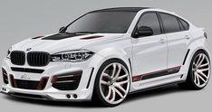 Lumma Design je objavio detalje o svom novom CLR X 6 R paketu namenjenom novoj generaciji BMW-a X6.