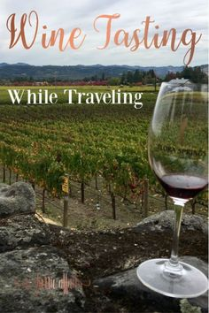 You want to add a new things to do to your vacation/holiday itinerary? How about a wine tasting? Yes, you can find a winery almost everywhere in the world.  It not just France, California or Italy.  Take a tour of the vineyard, learn about the regions gra