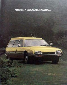 Citroën CX Safari / Familiale (1979).