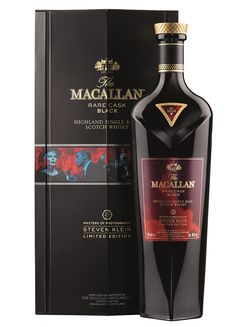 The Macallan Rare Cask Black Limited Edition Higland Single Malt Scotch Whisky Good Whiskey, Cigars And Whiskey, Scotch Whiskey, Bourbon Whiskey, Tequila, Macallan Whisky, Whiskey Brands, Whiskey Cocktails, Bourbon Drinks