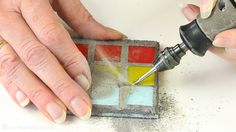 3 techniques for removing tiles that will make your mosaics easier! See the tools in action in this video.