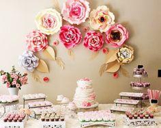 9 grande y 13 pequeñas flores para la por CandyTreeBaltimore