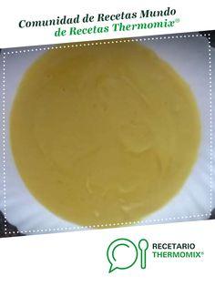 Crema Suprema por Pepa82. La receta de Thermomix<sup>®</sup> se encuentra en la categoría Sopas y cremas en www.recetario.es, de Thermomix<sup>®</sup> Cantaloupe, Pudding, Fruit, Desserts, Food, Vegetables, Food Processor, Hipster Stuff, Surf