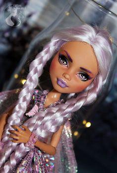 Tiffany Nelson, Howleen Wolf, Monster High Custom, Monster High Repaint, She Is Gorgeous, Doll Repaint, Collector Dolls, Custom Dolls, Doll Face