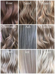 Shades of Blonde . - Spitze - Shades of Blonde …, - : Shades of Blonde . - Spitze - Shades of Blonde Shades of Blonde . - Spitze - Shades of Blonde …, - : Shades of Blond. Champagne Hair Color, Champagne Blonde Hair, Wedding Hair Blonde, Blond Rose, Rose Blonde Hair, Platinum Blonde Hair, Hairstyles For Receding Hairline, Pretty Hairstyles, Thin Hairstyles