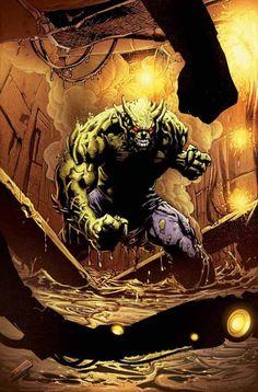 Ultimate Green Goblin by Mark Bagley