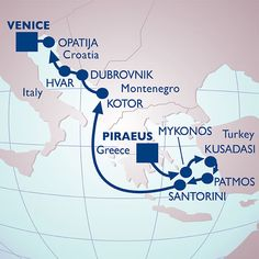 11 NIGHT GREEK ISLES & ADRIATIC VOYAGE | Azamara Club Cruises - http://www.cruiseshipcenters.com/jeanninepringle - jpringle@cruiseshipcenters.com