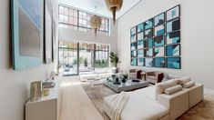 California Homes, Cloud 9, Plans, Virtual Tour, House Tours, Light Fixtures, Bedding, Gallery Wall, Nyc