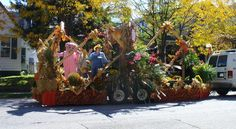 NA Confidential: Time for just one more -- beer, not parade float.