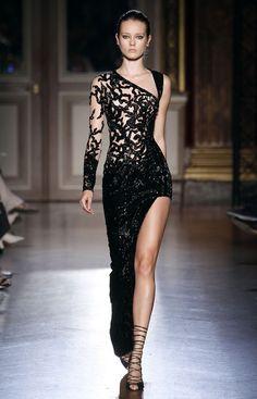 Black wedding dress option - Zuhair Murad F2011-12 Gorgeous sexy dress