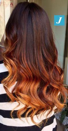 Spring Feelings _ Degradé Joelle! #cdj #degradejoelle #tagliopuntearia #degrade #igers #musthave #hair #hairstyle #haircolour #longhair #oodt #hairfashion #madeinitaly