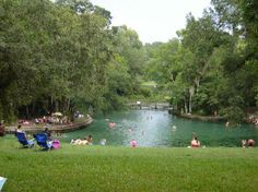 Wekiva Springs State Park in Seminole County. Place for swimming in the springs and taking canoes down the river and walking the park trails. Places In Florida, Old Florida, Florida Travel, Florida Beaches, Travel Usa, Altamonte Springs Florida, Florida Springs, Disney World Vacation, Vacation Places