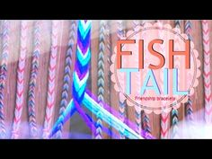 DIY Friendship Bracelets - PULSERAS FISHTAIL *Daans97 - YouTube