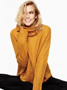 Karlie Kloss stars in Lindex fall 2015 campaign