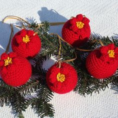 Pomegranade ornaments look great on your Christmas tree. Red fruit ornaments are perfect xmas decorations. Pomegranate holiday ornaments are traditional judaica hanukkah gift.