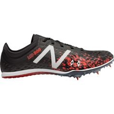 New Balance Men's MD800 V5 Track and Field Shoes, Size: 13.0, Black