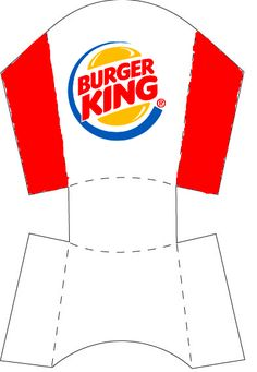 Here are templates for my miniature Burger King tutorial, See my upcoming video for how to fold the templates and how to make the miniatures. Barbie Food, Doll Food, Doll Crafts, Diy Doll, Burger King Fries, Box Template Printable, Templates, Cadeau Surprise, Outdoor Movie Nights