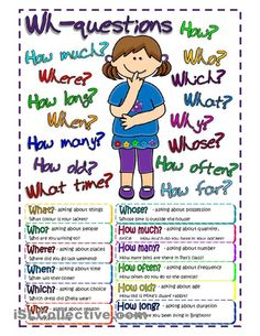 Questions - poster-Many right there questions, but some deeper ones.  @patiheaton