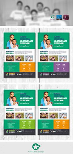150 best top charity flyer template images on pinterest in 2018