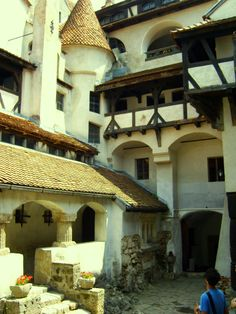 Bran Castle in Transylvania, Romania ~ been there