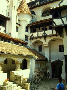 Bran Castle in Transylvania, Romania ~ been there