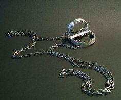 Bear Trap Necklace
