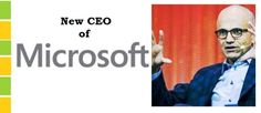 Microsoft's New CEO is Satya nadela From India, Bill Gates Praised Him | Latest technology news, Latest Technology Updates, social media experts - T