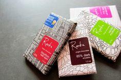 Raaka Chocolate - Virgin beans means pure chocolate lovelyness