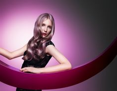 Wear it long - the spring/summer BLAZE look *Wella TrendVision 2012*