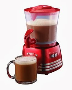 40 GENIUS Kitchen Gadgets ~ e.g. RETRO Hot Chocolate Maker