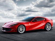 ¡Es una bestia! Presentando el Ferrari 812 Superfast