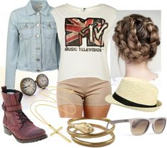 """""""Leigh's Outfit #No.136"""" by just-danniee on Polyvore"""